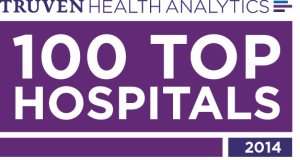 LMH Named to 100 Top Hospitals® List for a 12th Year  by Truven Health Analytics