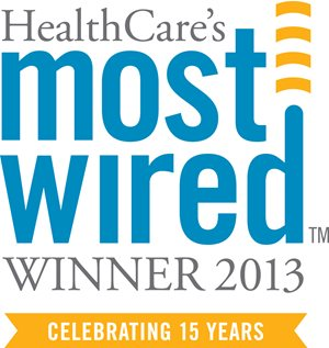 2013 LMH Named on Health Care's Most Wired Award List